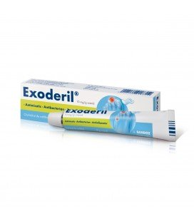 EXODERIL 10mg/g X 1 CREMA