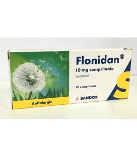 FLONIDAN X 10 COMPR.
