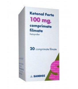 KETONAL FORTE 100 mg X 20 COMPR. FILM.