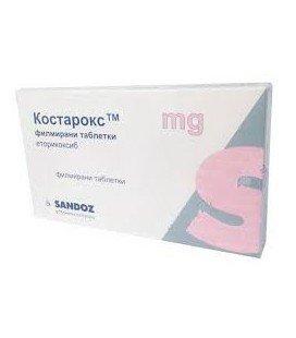 KOSTAROX 90 mg X 14 COMPR. FILM.