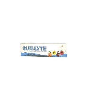 SUN Sunlyte saruri pentru rehidratare orala x 8pl Cutie  SUN WAVE