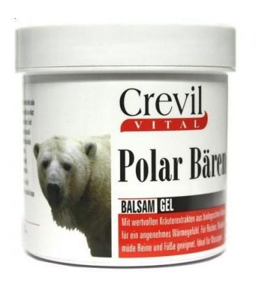 CREVIL Balsam gel forta ursului polar x 250ml Cutie  ONEDIA