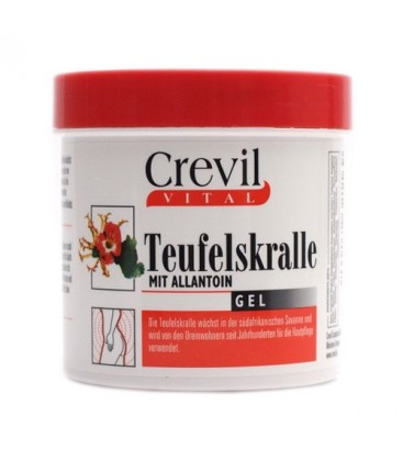 CREVIL VITAL Gel ghiara dracului x 250ml CUTIE  ONEDIA