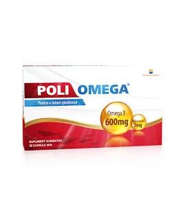 SUN Poli-Omega x 30cps