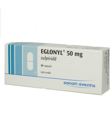 EGLONYL 50 mg X 30 CAPS.
