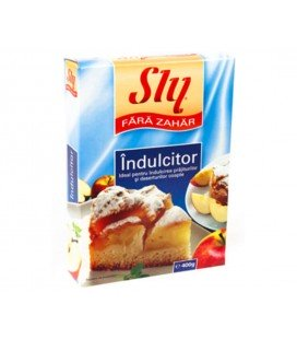 SLY Indulcitor dietetic x 400g Cutie  ONEDIA