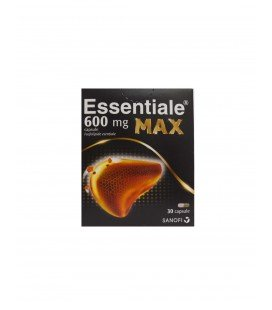ESSENTIALE MAX 600mg x 30 cp