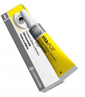 Vita-pos unguent oftalmic x 5g