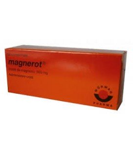 MAGNEROT X 50 COMPR. 500mg
