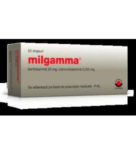 MILGAMMA  X 50DJ DRAJ.