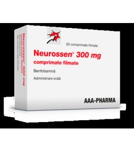 NEUROSSEN 300 mg X 30 COMPR. FILM.