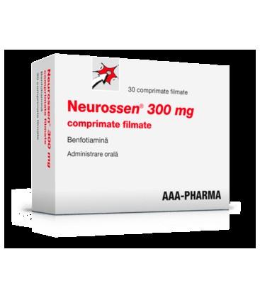 NEUROSSEN 300 mg X 30 COMPR. FILM.