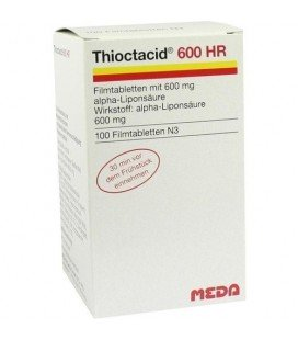 THIOCTACID 600 HR  X 30 COMPR. FILM.