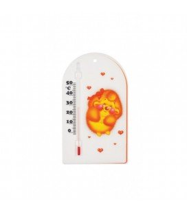 MINUT Termometru camera copii figurine x 1buc