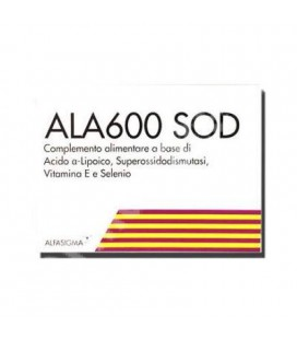 Ala 600-Sod x 20cps
