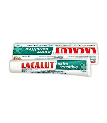 LACALUT Extra Sensitive pasta de dinti x 75ml Cutie  ZDROVIT
