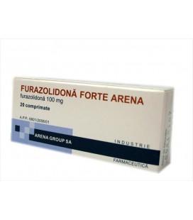 FURAZOLIDONA FORTE 100 mg X 20 COMPR.