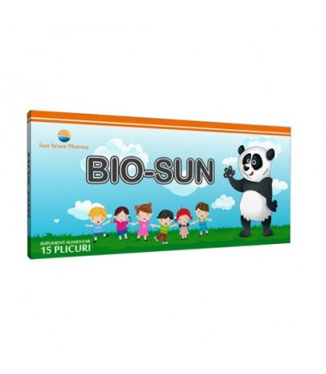 SUN Bio-Sun x 15plic Cutie  SUN WAVE
