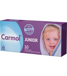 Carmol Junior x 10cps Cutie  BIOFARM