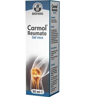 Carmol reumato gel rece x 50 ml cutie  BIOFARM
