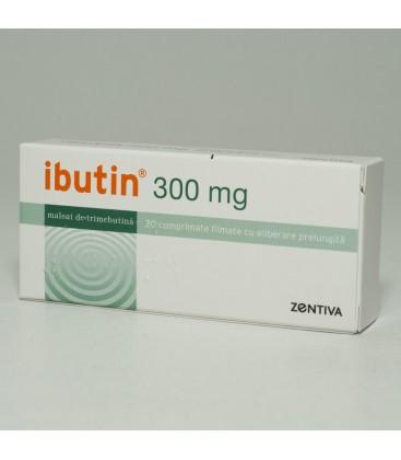 IBUTIN 300 mg X 20 COMPR. FILM. ELIB. PREL.