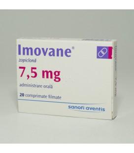 IMOVANE 7,5 mg x 20 COMPR. FILM.