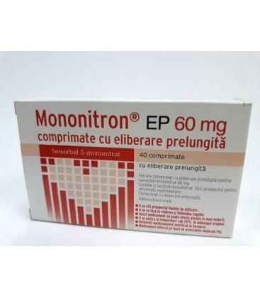 MONONITRON EP 60 mg X 40 COMPR. ELIB. PREL.