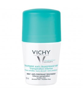VICHY Deo roll-on 48h cu parfum x 50ml NETFARM CUTIE  VICHY