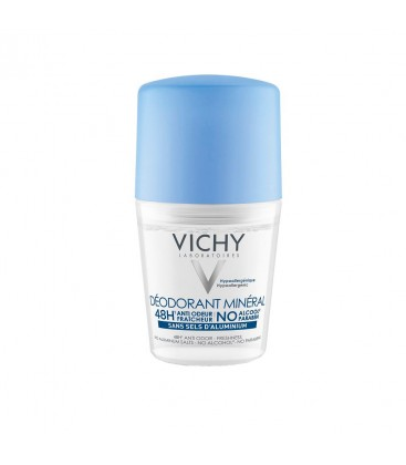 VICHY Deo roll-on Mineral ( fara saruri de aluminiu) CUTIE  VICHY