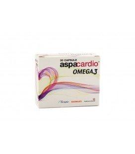 Aspacardio Omega 3 x 30cps