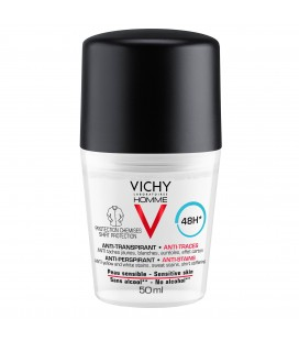 VICHY Homme deo roll-on antiperspirant 48h anti-urme 50 ml CUTIE  VICHY