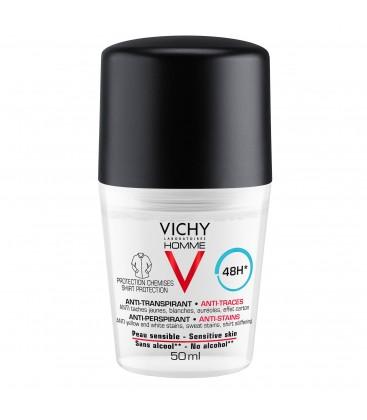 VICHY Homme deo roll-on antiperspirant 48h anti-urme 50 ml CUTIE  VICHY