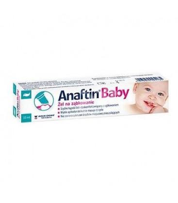 Anaftin baby gel x 10ml Gel  BERLIN CHEMIE