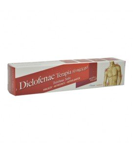 DICLOFENAC 10 mg/g X 1 CREMA