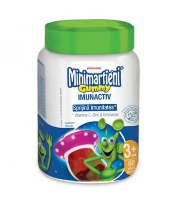 W-Minimartieni Gummy Imunactiv x 60jeleuri Cutie  WALMARK