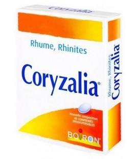 CORYZALIA X 40 DRAJ. FARA CONCENTRATIE BOIRON