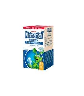 W-Minimartieni Imunactiv capsuni x 30cp