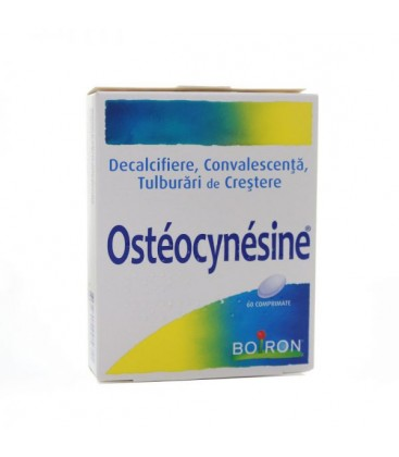 OSTEOCYNESINE X 60 COMPR. FARA CONCENTRATIE BOIRON