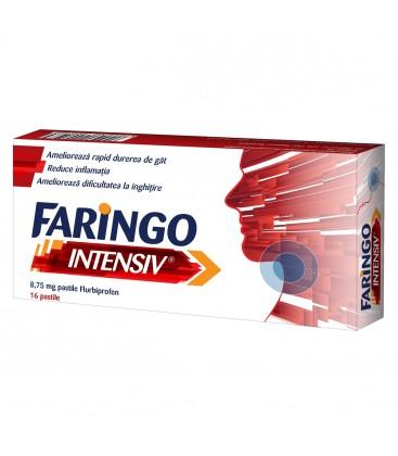 FARINGO INTENSIV 8,75 mg X 16 PASTILE
