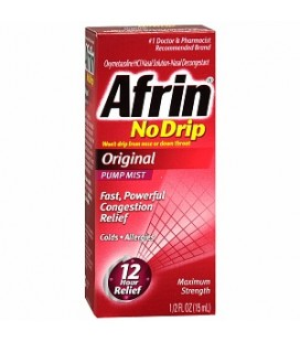 AFRIN 0,5 mg/ml  SPRAY NAZAL