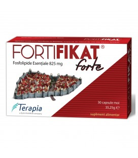 Fortifikat Forte  825 mg x 30 cps. moi