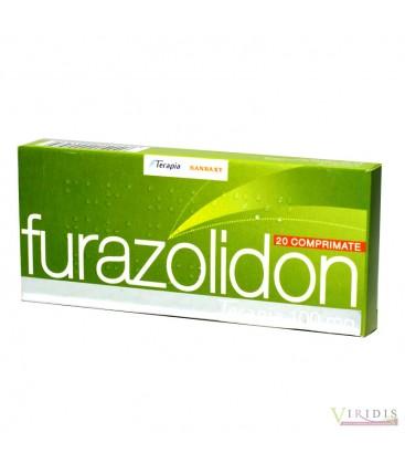 FURAZOLIDON TERAPIA 100 mg X 20 COMPR.