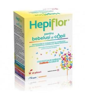 Hepiflor baby x 10 plicuri