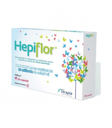 Hepiflor x 10 cps