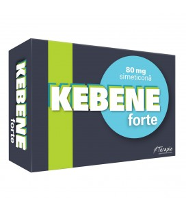 Kebene Forte 80mg x 25 cp