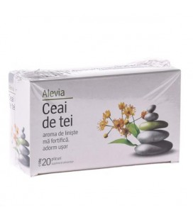 Ceai de tei x 20 pl cutie  ALEVIA