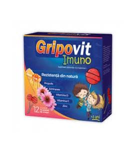 ZDROVIT Gripovit Imuno x 12 acadele Cutie  ZDROVIT