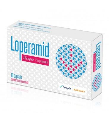 LOPERAMID TERAPIA 2 mg X 10