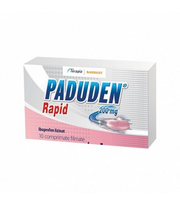 Paduden Rapid forte 400mg x 10cps
