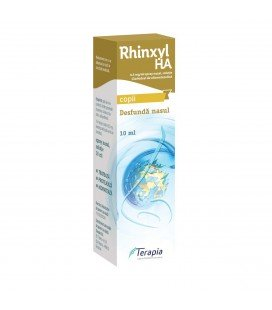 Rhinxyl 0,5% spray nazal x 10 ml CUTIE  TERAPIA